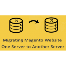 Migrate Magento Website from One Server to Another Server