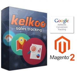 Google Tracking + Google eCommerce Tracking + Google Adwords Conversion + Kelkoo Tracking